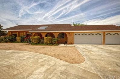 17740 Linden Street, Hesperia, CA 92345 - MLS#: EV18111160