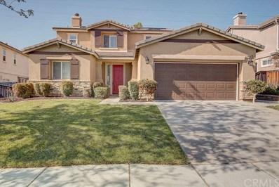 35060 Trevino Trail, Beaumont, CA 92223 - MLS#: EV18111940