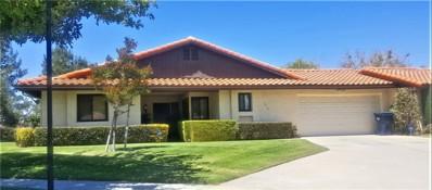 1418 Bella Vista Cres, Redlands, CA 92373 - MLS#: EV18112750