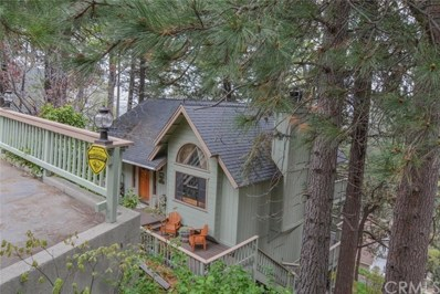 26591 Thunderbird Drive, Lake Arrowhead, CA 92352 - MLS#: EV18115134