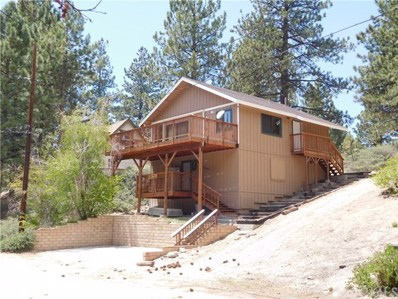 33462 Wild Rose Drive, Green Valley Lake, CA 92341 - MLS#: EV18115729
