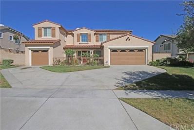 5777 Santa Ynez Place, Rancho Cucamonga, CA 91739 - MLS#: EV18117030