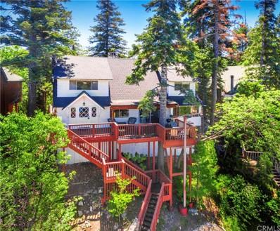 28923 Palisades, Lake Arrowhead, CA 92352 - MLS#: EV18118822