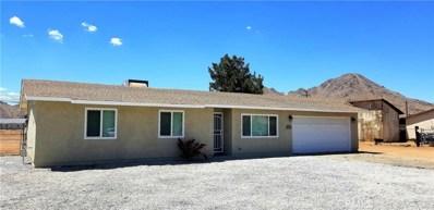 15840 Winnebago Road, Apple Valley, CA 92307 - MLS#: EV18121402