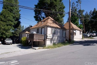29130 Lake View Drive, Cedar Glen, CA 92321 - MLS#: EV18121946