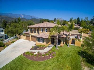 13535 Oak Hill Court, Yucaipa, CA 92399 - MLS#: EV18123335