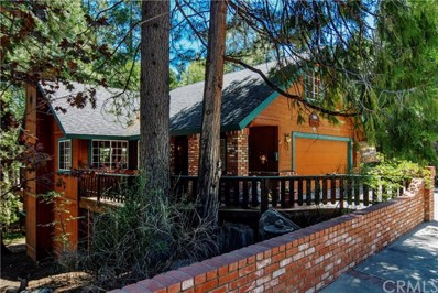 449 Bel Air Drive, Lake Arrowhead, CA 92352 - MLS#: EV18125233