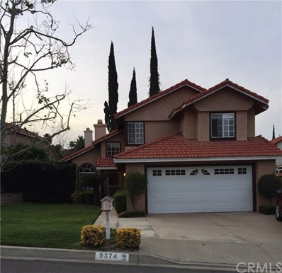 9374 Stone Canyon Road, Corona, CA 92883 - MLS#: EV18127088