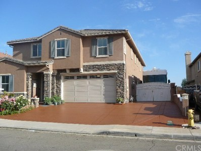 38473 Brutus Way, Beaumont, CA 92223 - MLS#: EV18128081