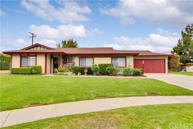 608 Falcon Lane, Redlands, CA 92374 - #: EV18128385