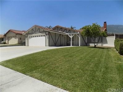 2586 Periwinkle Drive, San Bernardino, CA 92407 - MLS#: EV18128400