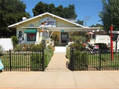 196 E 6th Street, Beaumont, CA 92223 - MLS#: EV18130260