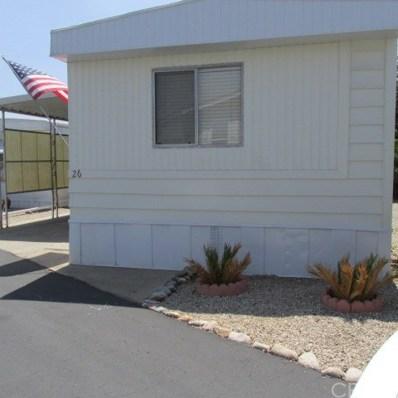 13060 2nd Street UNIT 26, Yucaipa, CA 92399 - MLS#: EV18130630