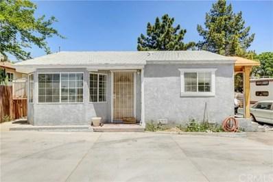11801 Bryant Street, Yucaipa, CA 92399 - MLS#: EV18131457