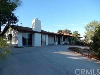 49296 Vista Drive, Morongo Valley, CA 92256 - MLS#: EV18131807