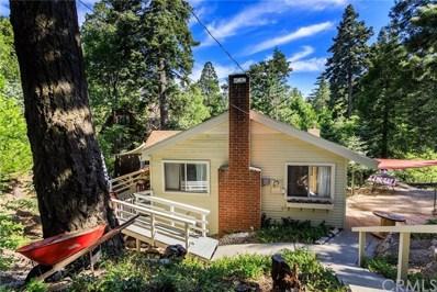 26137 Sky Ridge Drive, Twin Peaks, CA 92391 - MLS#: EV18132979