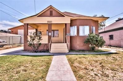 755 N G Street, San Bernardino, CA 92410 - MLS#: EV18133702