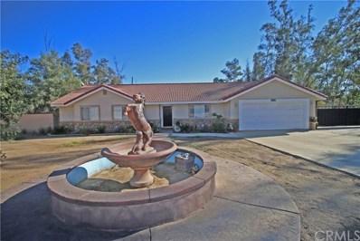 20440 Brown Street, Perris, CA 92570 - MLS#: EV18133856