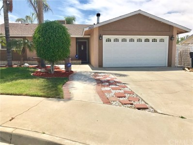 1601 Irwin Court, Redlands, CA 92374 - MLS#: EV18136087