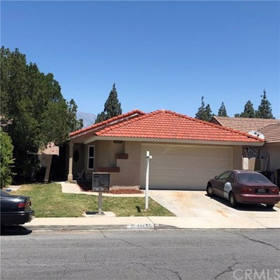14486 Mountain High Drive, Fontana, CA 92337 - MLS#: EV18136390