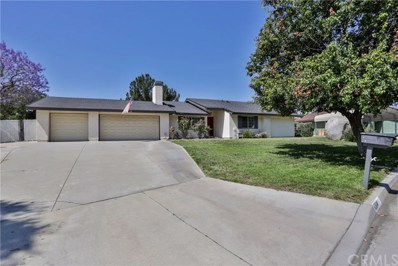 6904 Vista Del Verde, Riverside, CA 92509 - MLS#: EV18137439