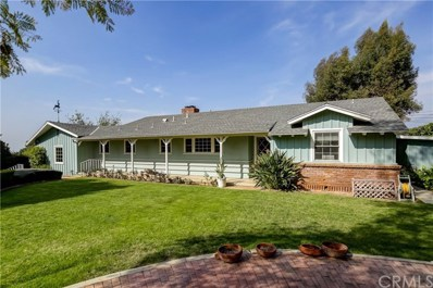 1813 Country Club Drive, Redlands, CA 92373 - MLS#: EV18138368