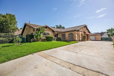 6853 Wegman Drive, Riverside, CA 92509 - MLS#: EV18138557