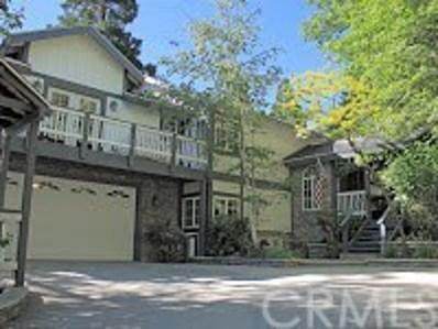683 Maxson Drive, Twin Peaks, CA 92317 - MLS#: EV18139717