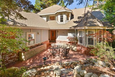 393 Brentwood Drive, Lake Arrowhead, CA 92352 - MLS#: EV18141557