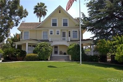 1580 Elizabeth Street, Redlands, CA 92373 - MLS#: EV18141708
