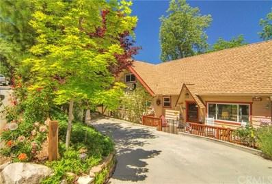28244 Bern Lane, Lake Arrowhead, CA 92352 - MLS#: EV18142067