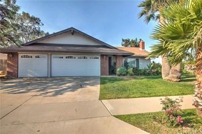 24185 Bay Avenue, Moreno Valley, CA 92553 - MLS#: EV18143485