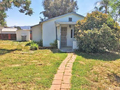 1015 3rd Street, Calimesa, CA 92320 - MLS#: EV18144029