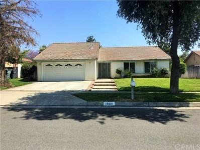 1580 Stillman Avenue, Redlands, CA 92374 - MLS#: EV18149101
