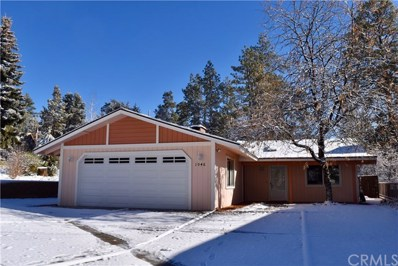 1046 Pine Mountain Drive, Big Bear, CA 92314 - MLS#: EV18151204