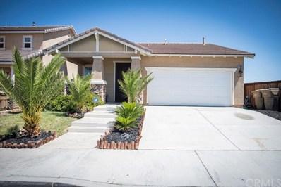 13168 Upland Court, Hesperia, CA 92344 - MLS#: EV18151476