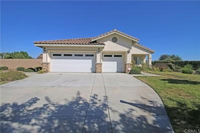 15675 Fontlee Lane, Fontana, CA 92335 - MLS#: EV18153956