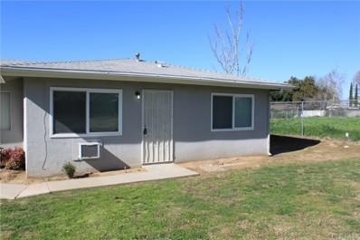21808 Walnut Avenue UNIT 4, Grand Terrace, CA 92313 - MLS#: EV18154518