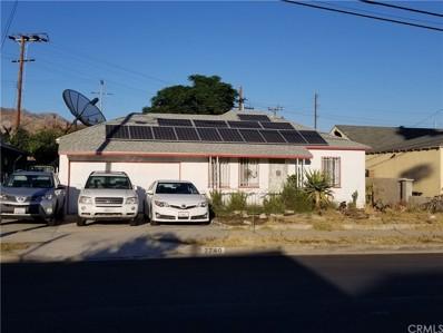 7740 Claybeck Avenue, Sun Valley, CA 91352 - MLS#: EV18155444