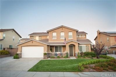 12622 Magnolia Drive, Moreno Valley, CA 92555 - MLS#: EV18155981