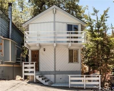 33411 Cedar Drive, Arrowbear, CA 92382 - MLS#: EV18157357