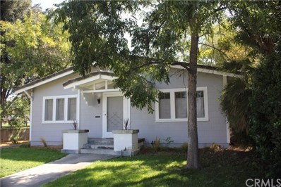 105 W Cypress Avenue, Redlands, CA 92373 - MLS#: EV18158031