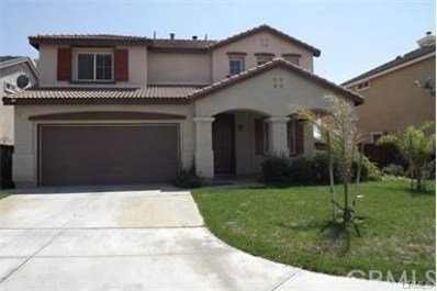 1447 Rollingwood Street, Beaumont, CA 92223 - MLS#: EV18158083