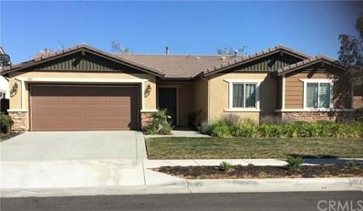 309 Gilia Street, Hemet, CA 92543 - MLS#: EV18159817