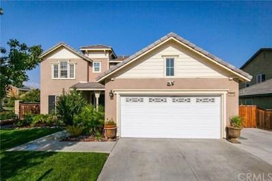 14416 Leeward Way, Moreno Valley, CA 92555 - MLS#: EV18160047