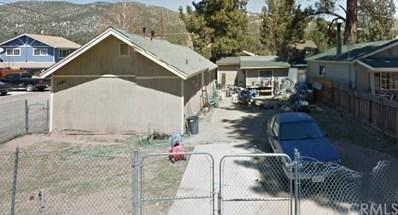 1041 W Aeroplane Boulevard, Big Bear, CA 92314 - MLS#: EV18160293