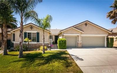 1489 Bottlebrush Court, Beaumont, CA 92223 - MLS#: EV18160380