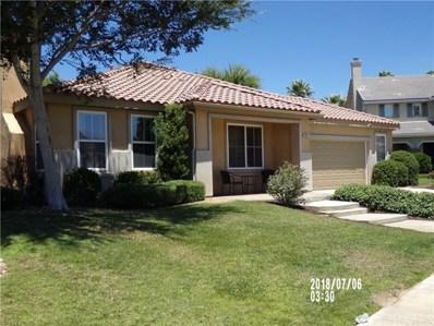 1624 N Moss Rose Way N, Beaumont, CA 92223 - MLS#: EV18160510