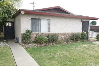 706 E Palmer Street, Compton, CA 90221 - MLS#: EV18160658