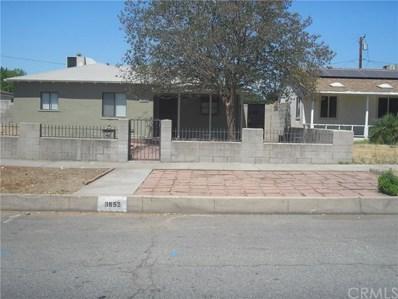 3652 N Sierra Way, San Bernardino, CA 92405 - MLS#: EV18162936